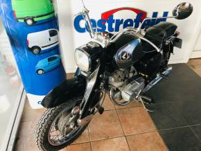 Honda Ca CA78 305 Dream Classic Classic Petrol black/silver at Cestrefeld Car Sales Chesterfield